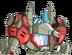 Mecha Bandicoot Crash Twinsanity Icon