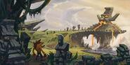 Skylanders concept