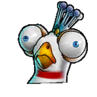 CTRNF-King Stunt Chicken Icon