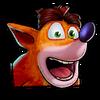 Crash Team Racing Nitro-Fueled Crash Bandicoot Icon
