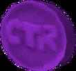 CTR Token Purple