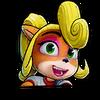 Crash Team Racing Nitro-Fueled Coco Bandicoot Icon