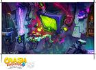 IAT cortex castle screen concept