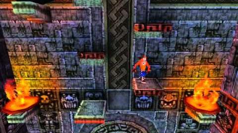 Crash Bandicoot Prototype, Part 12 The Lost City-0