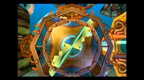 Deep Trouble - Clear Red Gem - Crash Bandicoot 3 Warped - 105% Playthrough (Part 10)