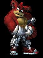 Crunch Bandicoot Wrath of Cortex