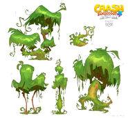IAT eggipus trees concept