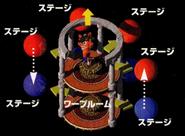 Crash 2 Warp Room Demonstration Japanese Manual