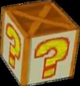 Crash Bandicoot 3 Warped Slot Crate