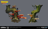 IAT fossil fueled fungus concept