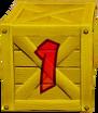 Crash Bandicoot N. Sane Trilogy Time Crate