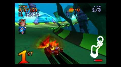Crash Team Racing - Ripper Roo (Re-done)