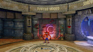 Crash Bandicoot N. Sane Trilogy Crash Bandicoot 2 Warp Room 1