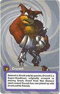 Fusion card crunch