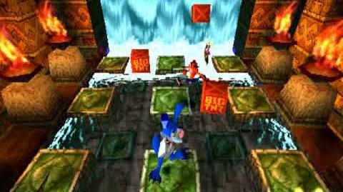 Crash Bandicoot - E3 Beta Version, Part 11 Ripper Roo