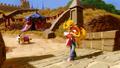 Toad Village Crash Bandicoot N. Sane Trilogy