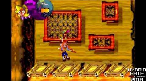 Crash Bandicoot 2 N-Tranced - 101% & All Platinums, Part 13 Evil Coco