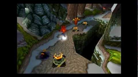Diggin' It - Both Clear Gems - Crash Bandicoot 2 Cortex Strikes Back - 100% Playthrough (Part 23)