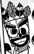 Crash manga aku