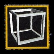 Crash 2 japanese outline crate