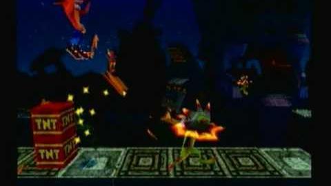 Crash Bandicoot - Part 18 Road to Ruin Death Route