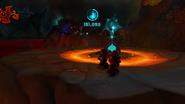Crash Bandicoot Gets Stunned 2