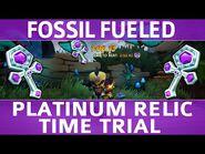 Crash Bandicoot 4 - Fossil Fueled - Platinum Time Trial Relic (1-08