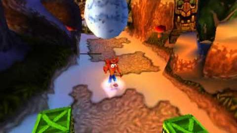 Crash Bandicoot 2 Beta, Part 11 Crash Crush-2