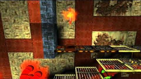 Crash Bandicoot Japanese Version 100% Part 22 - Heavy Machinery - CrashBandiSpyro12's 69