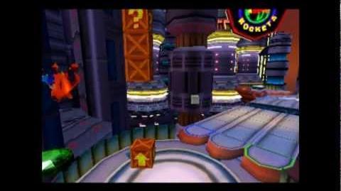 Gone Tomorrow - Both Clear Gems - Crash Bandicoot 3 Warped - 105% Playthrough (Part 25)