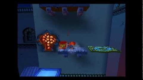 High Time - Clear Purple Gem - Crash Bandicoot 3 Warped - 105% Playthrough (Part 12)