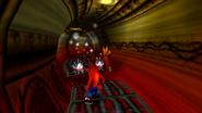 Cooch sewer tunnel