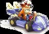 Crash Nitro Kart Crash Bandicoot In-Kart