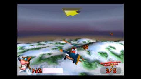 Mad Bombers - Clear Gem - Crash Bandicoot 3 Warped - 105% Playthrough (Part 26)