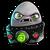 CTRNF-White NTrance Icon