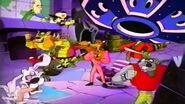 Crash Bandicoot Cartoon