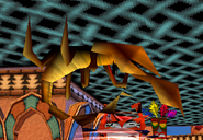 Scorpion Crash 3