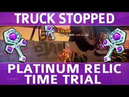 Crash Bandicoot 4 - Truck Stopped - Platinum Time Trial Relic (1-17