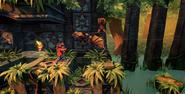 Crash Bandicoot N. Sane Trilogy Sunset Vista
