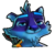 CTRNF-Blue Panther Hunter