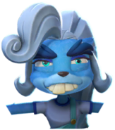 Frosty Fake Coco
