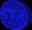 CTR Token Blue