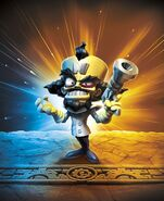Skylanders Cortex Official Artwork