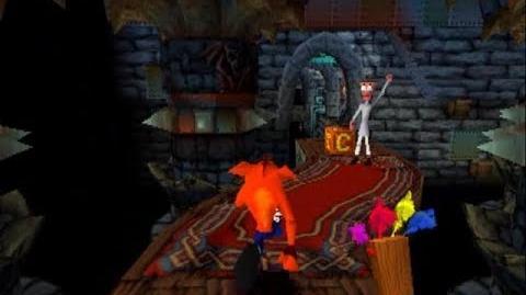 Crash Bandicoot - E3 Beta Version, Part 31 The Lab