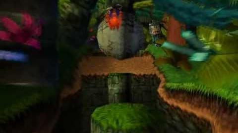 Crash Bandicoot Prototype, Part 8 Boulders