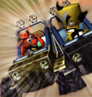 Japanese Crash and Cortex