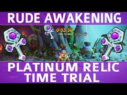 Crash Bandicoot 4 - Rude Awakening - Platinum Time Trial Relic (0-53