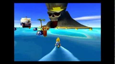 Makin' Waves - Clear gem - Crash Bandicoot 3 Warped - 105% Playthrough (Part 4)