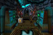 Cortex Island - Cortex's Lab