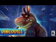 Crash Bandicoot 4 - Dingodile